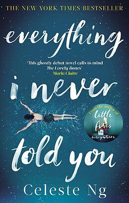 E-Book (epub) Everything I Never Told You von Celeste Ng