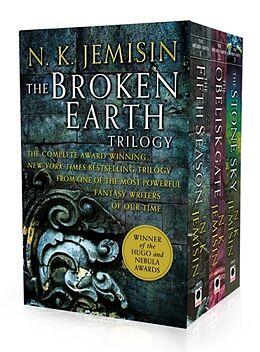 Klassensatz () The Broken Earth Trilogy: Box set edition von N. K. Jemisin