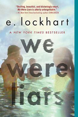 Kartonierter Einband We Were Liars von E. Lockhart