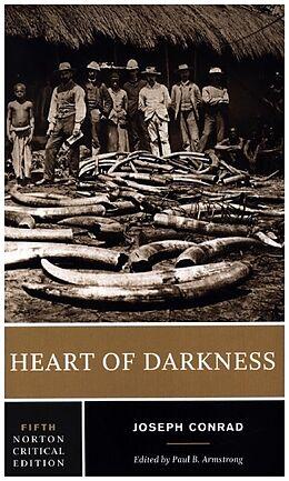 Kartonierter Einband Heart of Darkness von Joseph Conrad, Paul B. Armstrong