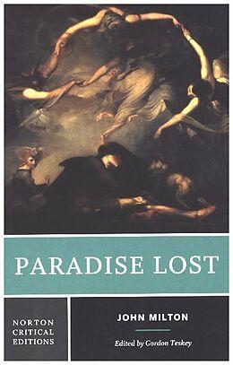 Broschiert Paradise Lost von John Milton