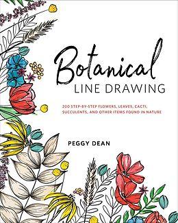 E-Book (epub) Botanical Line Drawing von Peggy Dean
