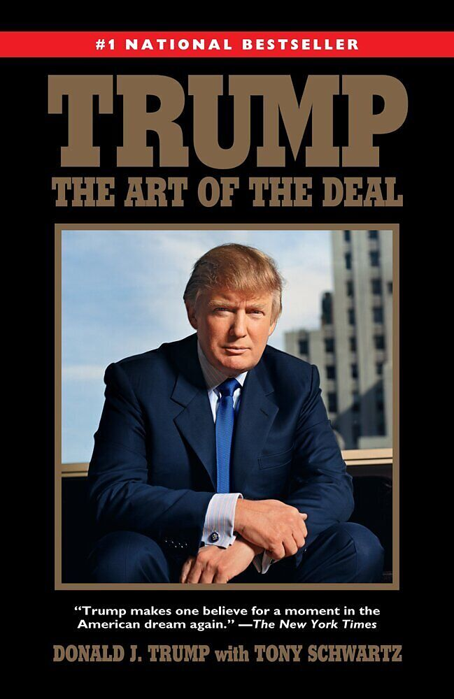 Donald Trump The Art Of The Deal Ebook