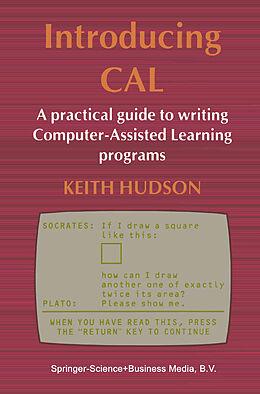 Kartonierter Einband Introducing CAL von Keith Hudson