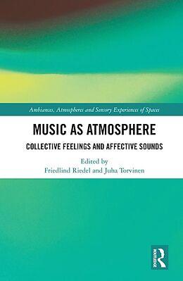 E-Book (epub) Music as Atmosphere von