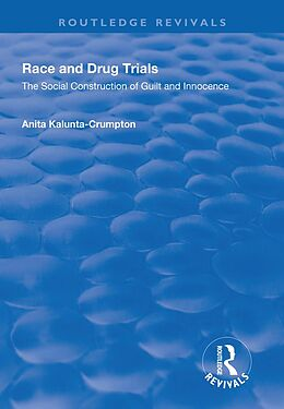 E-Book (epub) Race and Drug Trials von Anita Kalunta-Crumpton