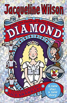 Kartonierter Einband Diamond von Jacqueline Wilson