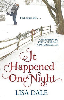 E-Book (epub) It Happened One Night von Lisa Dale