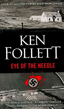 Kartonierter Einband Eye of the Needle von Ken Follett