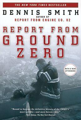 Poche format B Report from Ground Zero von Dennis Smith