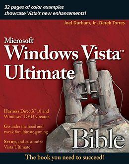 E-Book (pdf) Windows Vista Ultimate Bible von Joel Durham, Derek Torres
