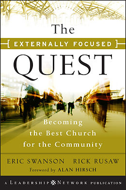 E-Book (pdf) The Externally Focused Quest von Eric Swanson, Rick Rusaw