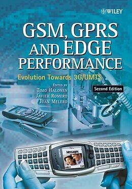 Fester Einband GSM, GPRS and EDGE Performance von Timo Halonen, Javier Romero, Juan Melero