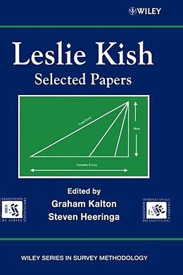 Fester Einband Leslie Kish von Kalton, Heeringa