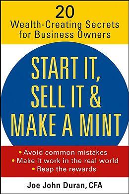 E-Book (pdf) Start It, Sell It & Make a Mint von Joe John Duran