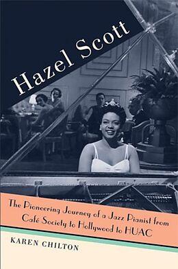 Kartonierter Einband Hazel Scott von Karen Chilton