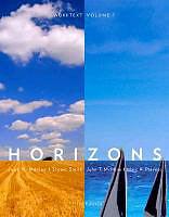 Kartonierter Einband Cengage Advantage: Horizons, Worktext Volume I, Chapters P-5 von Stuart Smith, Joan Manley, John McMinn