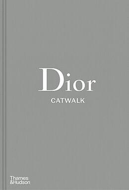 Fester Einband Dior Catwalk von Alexander Fury, Adélia Sabatini