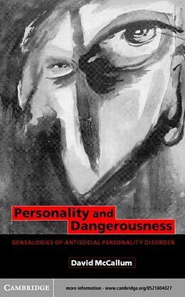 E-Book (pdf) Personality and Dangerousness von David Mccallum
