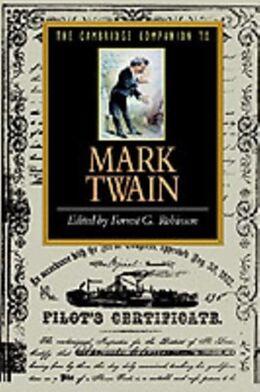 E-Book (pdf) Cambridge Companion to Mark Twain von