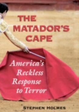 E-Book (pdf) Matador's Cape von Stephen Holmes