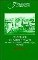 Fester Einband Cradle of the Middle Class von Ryan Mary P. Ryan