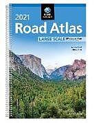 Spiralbindung Rand McNally 2021 Road Atlas Large Scale von