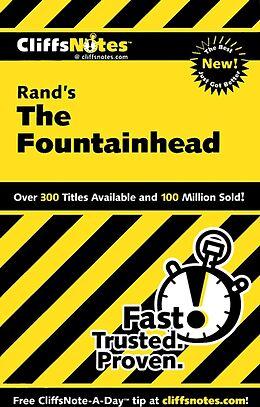 E-Book (epub) CliffsNotes on Rand's The Fountainhead von Andrew Bernstein