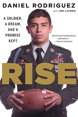 Kartonierter Einband Rise von Daniel Rodriguez
