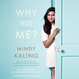 Livre Audio CD Why Not Me ? von Mindy Kaling