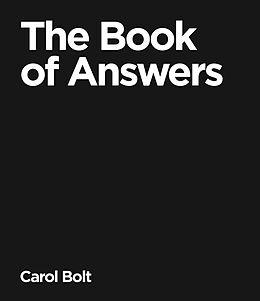 Fester Einband The Book of Answers von Carol Bolt