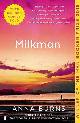 E-Book (epub) Milkman von Anna Burns