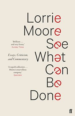 Poche format B See What Can Be Done von Lorrie Moore