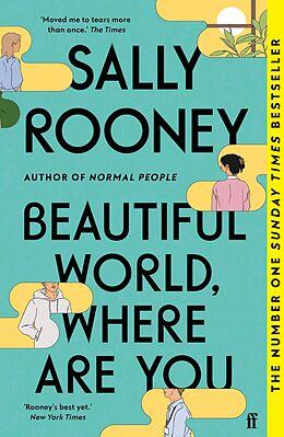 E-Book (epub) Beautiful World, Where Are You von Sally Rooney