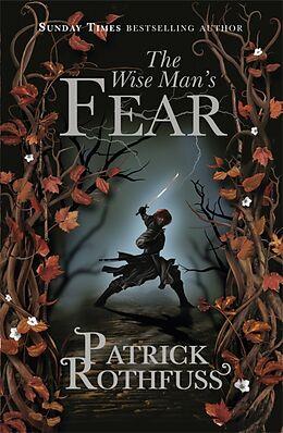 Kartonierter Einband The Wise Man's Fear von Patrick Rothfuss