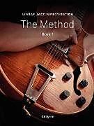 Kartonierter Einband Linear Jazz Improvisation Method Book I von Ed Byrne