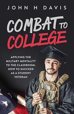 E-Book (epub) Combat To College von John Davis