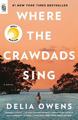 Kartonierter Einband Where the Crawdads Sing von Delia Owens