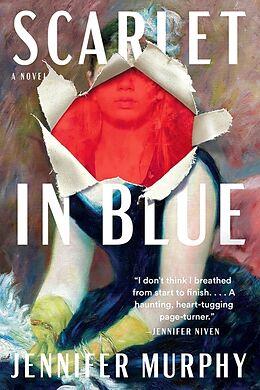 Fester Einband Scarlet in Blue von Jennifer Murphy