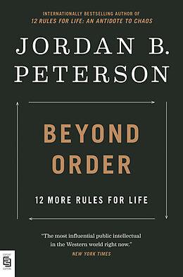 Kartonierter Einband Beyond Order von Jordan B. Peterson
