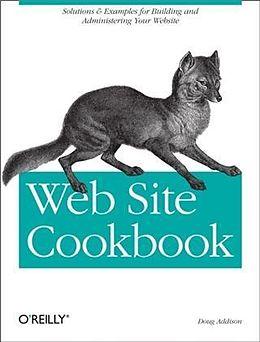E-Book (pdf) Web Site Cookbook von Doug Addison