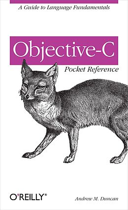 E-Book (epub) Objective-C Pocket Reference von Andrew Duncan