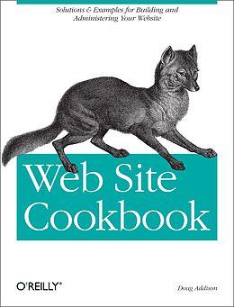 E-Book (epub) Web Site Cookbook von Doug Addison