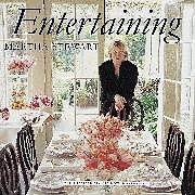Kartonierter Einband Entertaining von Martha Stewart