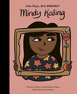 Fester Einband Mindy Kaling von Maria Isabel Sanchez Vegara