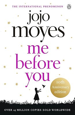 Kartonierter Einband Me Before You von Jojo Moyes