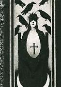 Fester Einband Murder of Crows Journal von Pietro Alligo, Corrado Roi