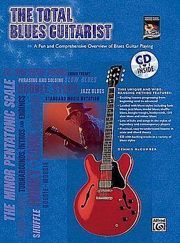 The total Blues Guitarist (+CD) - for guitar/tab