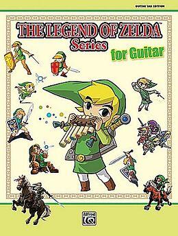 Koji Kondo, Kozue Ishikawa, Toru Minegishi Notenblätter The Legend of Zelda Seriesfor guitar/tab