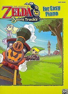 Koji Kondo, Tominaga Mao, Toru Minegishi Notenblätter The Legend of Zelda - Spirit Tracks